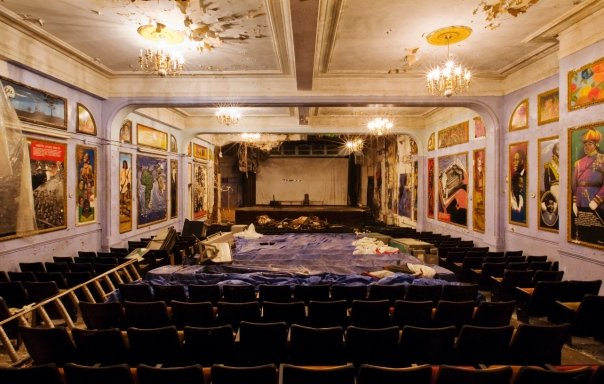 slave theatre